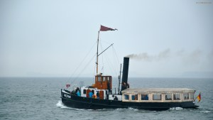 Steamboat Woltman, Germany