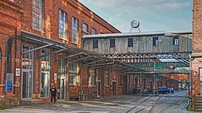 Baumwollspinnerei, Leipzig Germany