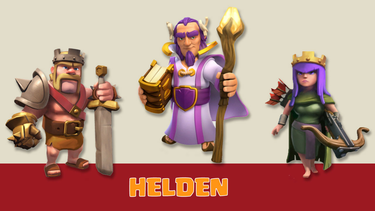 Clash Of Clans Heroes Photos HD Full HD Pictures