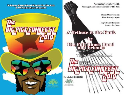 The Big Pick Funk Fest 2010