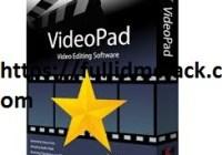 VideoPad Video Editor Crack.