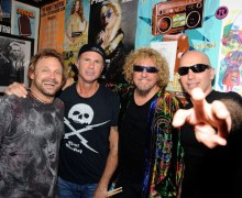 "Chickenfoot Releases New Video for ""Divine Termination"""
