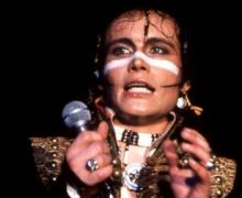Adam Ant Announces 2017 Australia / New Zealand Tour Dates