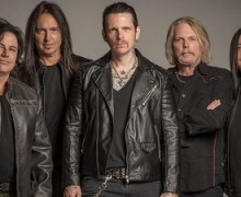 """Black Star Riders Premiere New Video for """"Dancing with the Wrong Girl"""", Listen!"""