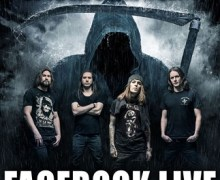 Children of Bodom Facebook Live March 3rd