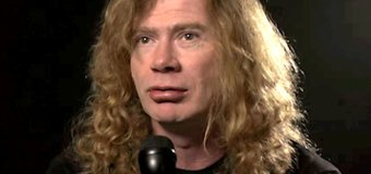 Dave Mustaine Talks Megadeth Boot Camp
