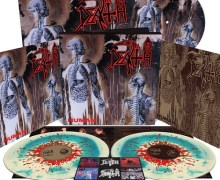 Death's Fourth Album Human to be Reissued on Vinyl