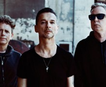 "Watch Depeche Mode's New Video, ""Where's the Revolution"""