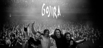Gojira 2017 North American Tour Dates
