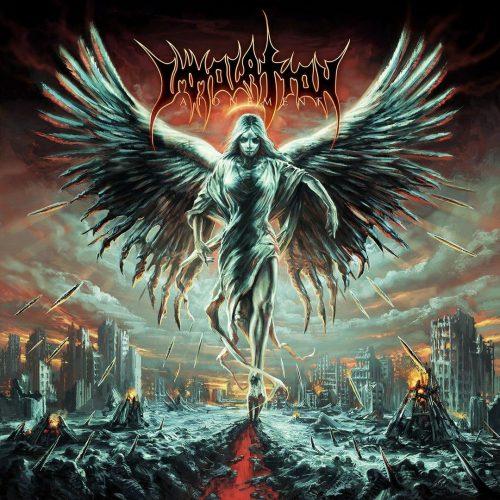 Immolation - Atonement - Out Now! CD, LP, Digital, Listen!