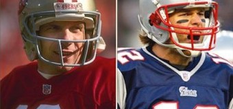 Joe Montana Still Not Ready to Hand Over Title to Brady