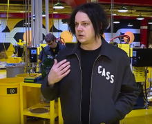 Video:  Third Man Records Vinyl Pressing Plant Opens Today, Take the Tour