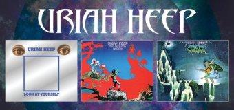 BMG Reissues & Remasters Uriah Heep Classics