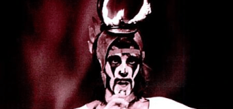 "Arthur Brown, Ghost is ""visually in my area but musically it's different"""