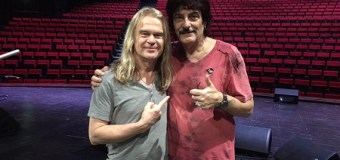 Carmine Appice & Tony Franklin Jam Blue Murder's 'Valley of the Kings'