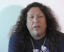 Testament Singer Chuck Billy Talks About Meeting Drummer Gene Hoglan, Atomic Clock