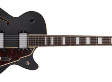 D'Angelico Debuts the Bob Weir Premier SS Signature Model