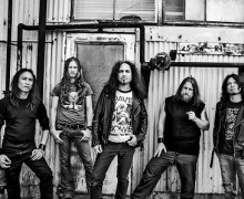 Death Angel Announce UK Headlining Shows