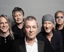 Deep Purple Rapid Fire Q&A, Album Out April 7th