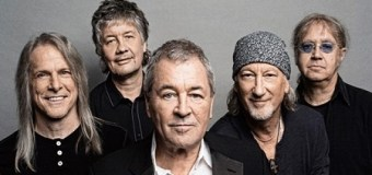 Watch the New Deep Purple Official Video for 'All I Got is You', 2017 Tour Dates, Listen!
