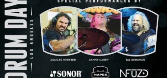 Drum Day Clinic w/ Tool, Joe Bonamassa, Tony Macalpine Drummers, Los Angeles