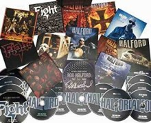 Rob Halford The Complete Albums Collection Box Set Available May 19, Details, Judas Priest