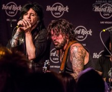 Listen to the New L.A. Guns Song 'The Flood is the Fault of the Rain' The Missing Peace Release Date