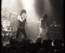 L.A. Guns Plays to Sold Out Crowd @ the Whisky, Listen!, Album Update
