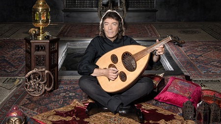 Ex-Genesis Guitarist Steve Hackett Releases The Night Siren + 2017 Tour Dates, LISTEN!