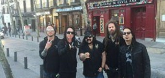 Read Part III of Vinnie Paul's European Tour Diary