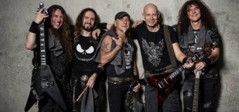 New Accept Album 'The Rise of Chaos' + Special Wacken Performance