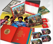 Details:  The Beatles to Reissue Sgt. Pepper's Lonely Hearts Club Band