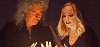 """VIDEO PREMIERE:  Official Video for the Brian May & Kerry Ellis Single, """"Roll with You"""""""