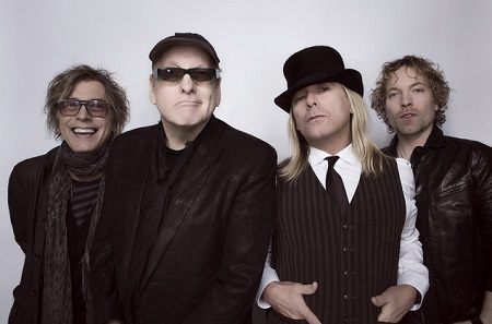 "Listen to Cheap Trick's New Single, ""Long Time Coming"""