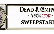 Enter the 4/20 Dead & Company Sweepstakes for Free Summer Tour Passes, Grateful Dead