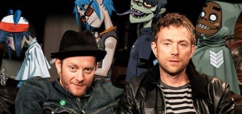 Gorillaz Announce 2017 North American Tour Dates