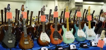 The 9th LA Guitar Show April 22 & 23 – L.A. – Los Angeles Guitar Show