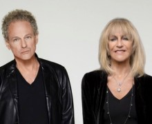 "Listen to the New Song, ""Feel About You"" from Lindsey Buckingham and Christine McVie"