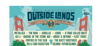 Metallica, The Who, Gorillaz to Headline Bay Area Festival, Outside Lands