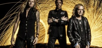 VIDEO:  Revolution Saints, ft Night Ranger, Ex-Journey, Ex-Dio Members, Studio Update
