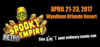 Dee Snider Celebrates Strangeland @ the Spooky Empire Convention, Starts Today