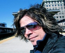 Ex-TNT/Skid Row Vocalist Tony Harnell Launches Blog 2019