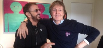 Paul McCartney and Ringo Starr Launching Beatles Station on SiriusXM
