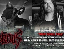 LISTEN! – New Song from Death Metal Supergroup, Hideous, Featuring Obituary, Six Feet Under, Death, Massacre Members