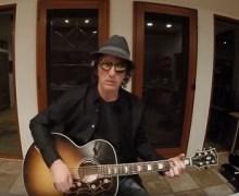"Listen to ""Grandview"" by John Mellencamp Featuring Ex-Guns n' Roses Guitarist Izzy Stradlin"