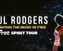 Robert Plant & AC/DC's Brian Johnson Join Paul Rodgers on Stage
