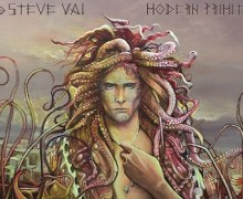 Steve Vai to Release 'Modern Primitive' w/ Secret Jewel Box