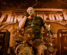 Udo Dirkschneider 2017 – 2018 Tour Dates – Europe, Russia & North America Tour