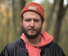 "Watch Bon Iver's Justin Vernon Sing Bill Withers' ""Ain't No Sunshine"" w/ Grandma's Hands Band"