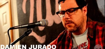 Now Available:  Damien Jurado's Lathe Recording Session w/ Little Elephant